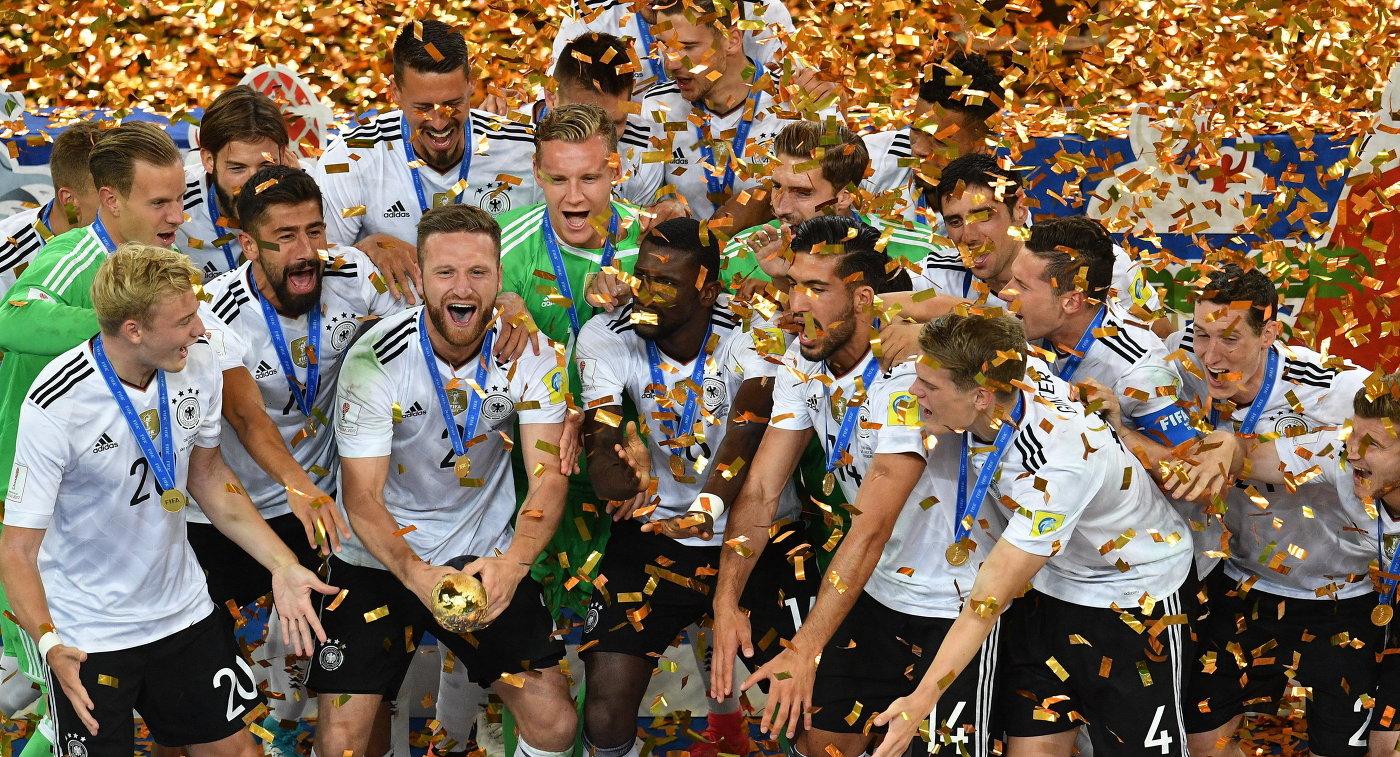 Кубок германии 2017 по футболу