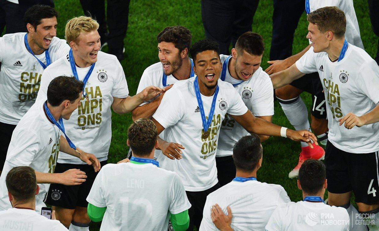 Игроки сборной Германии по футболу