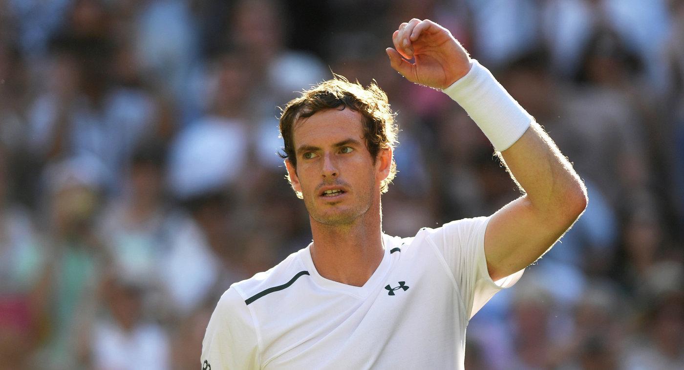 Теннисист Маррей заявил, что изменит график выступлений, чтобы избежать травм