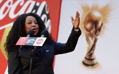 Генеральный секретарь ФИФА Фатма Самура