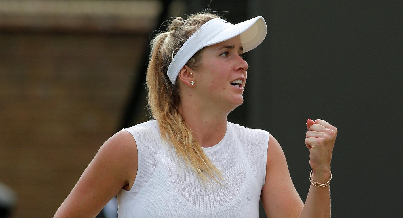 Элина Свитолина вполне может стать  лучшей теннисисткой года