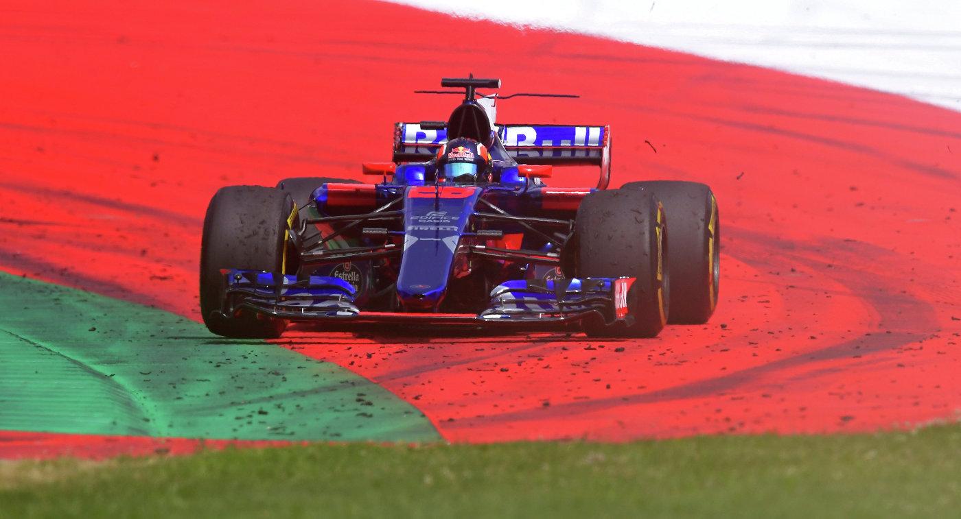 Квята вернули в«Формулу-1»