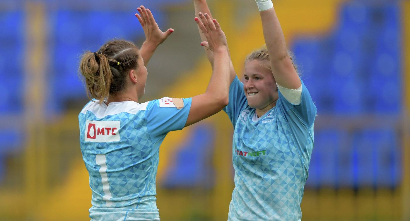 Россиянки проиграли Австралии вполуфинале этапа Мировой серии порегби-7