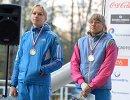 Ольга Стульнева и Надежда Палеева (справа)