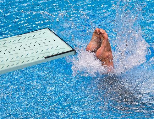 Прыгуны в воду Терновой и Клюева готовятся выступить на юношеских Играх-2018