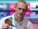 Илья Захаров с бронзовой медалью чемпионата мира
