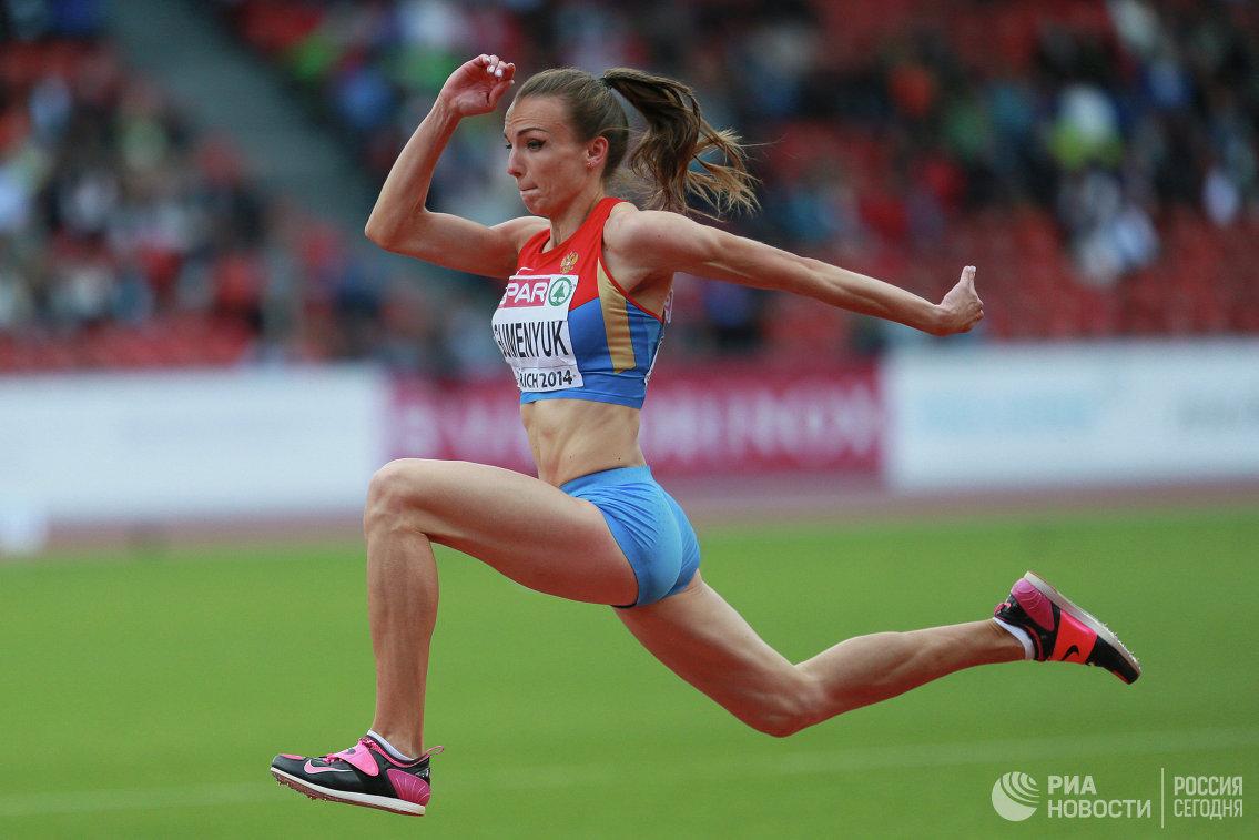 Россиянка Ирина Гуменюк