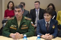 Артем Громов и Светлана Ишмуратова