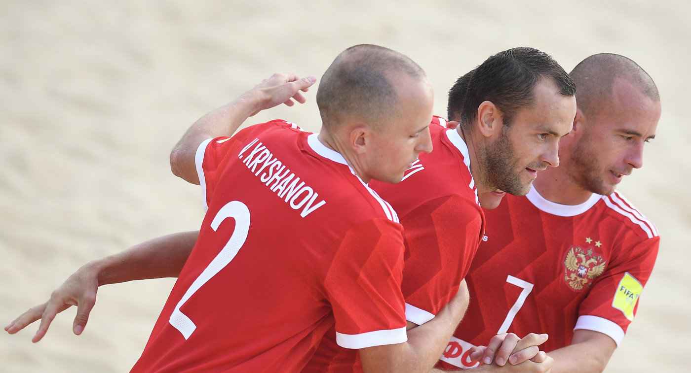 Египтяне победили сборную ОАЭ наМежконтинентальном кубке попляжному футболу