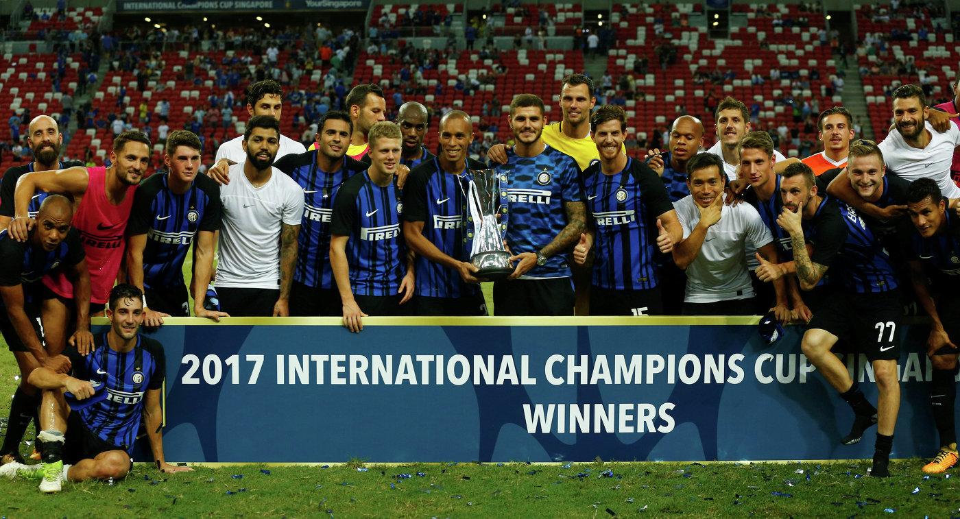 Международный кубок чемпионов: Милан — Челси