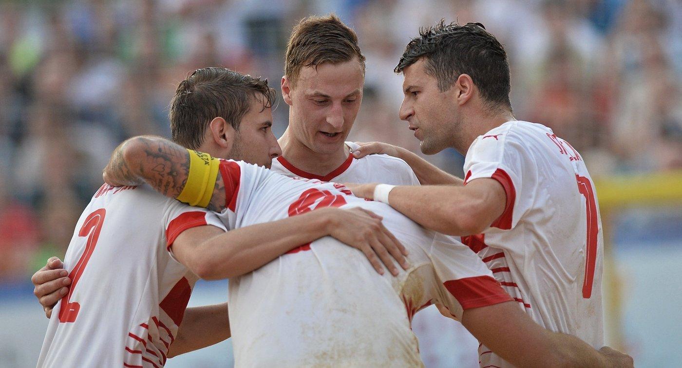 португалия швейцария прогноз пляжный футбол
