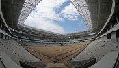 Строительство Стадиона Калининград к чемпионату мира по футболу 2018 года