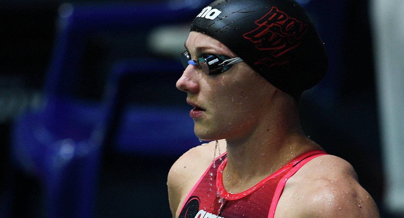 Жители России завоевали три золотых медали наЧЕ поплаванию