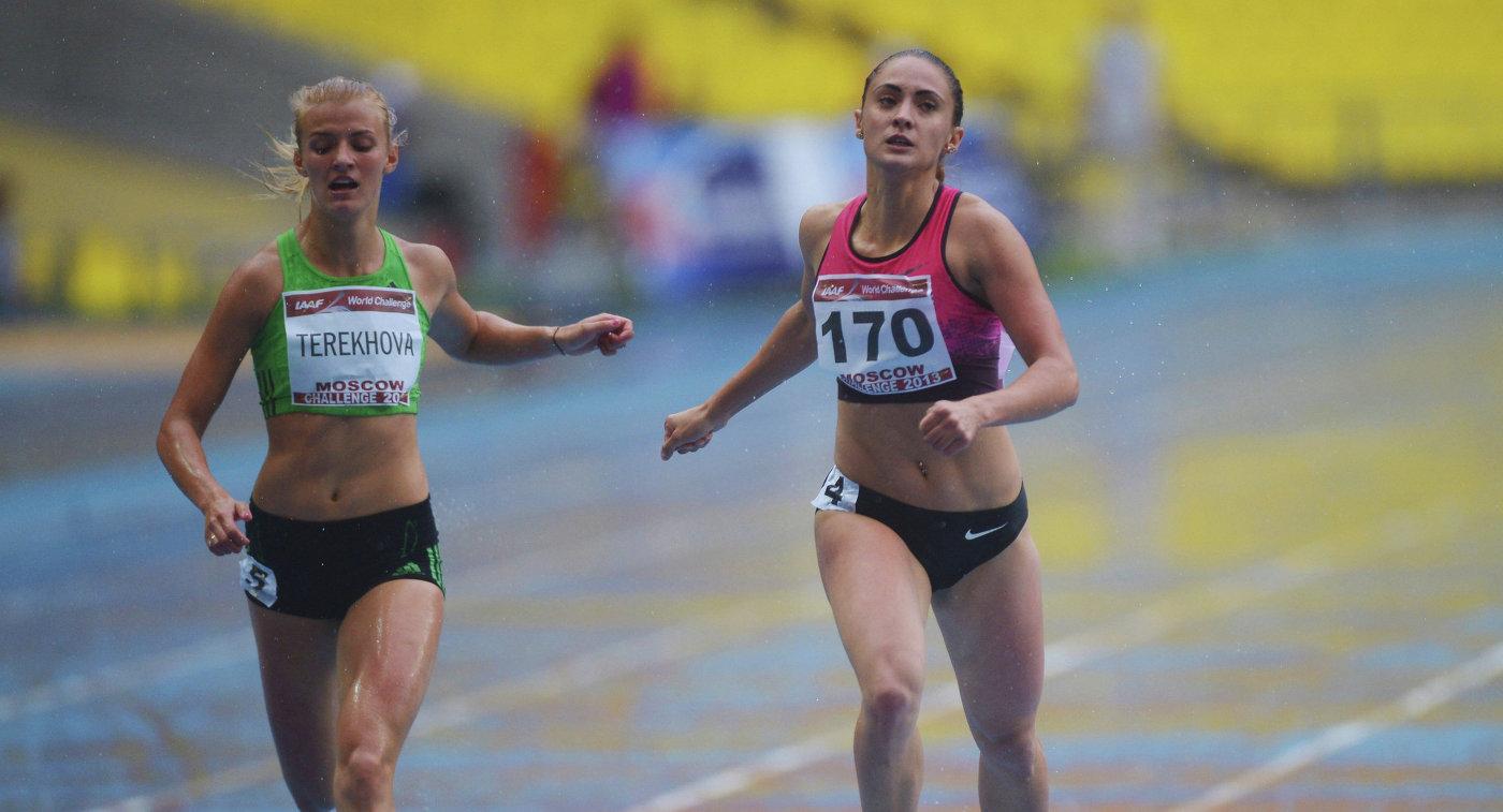 Федерация легкой атлетики Украины дисквалифицировала Земляк иПовх из-за нарушения антидопинговых правил