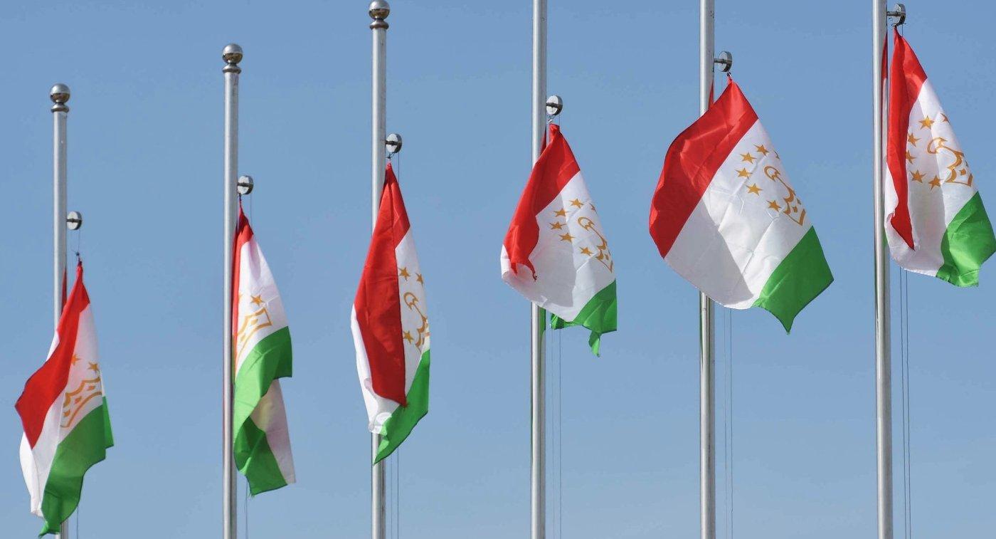 Флаги Республики Таджикистан