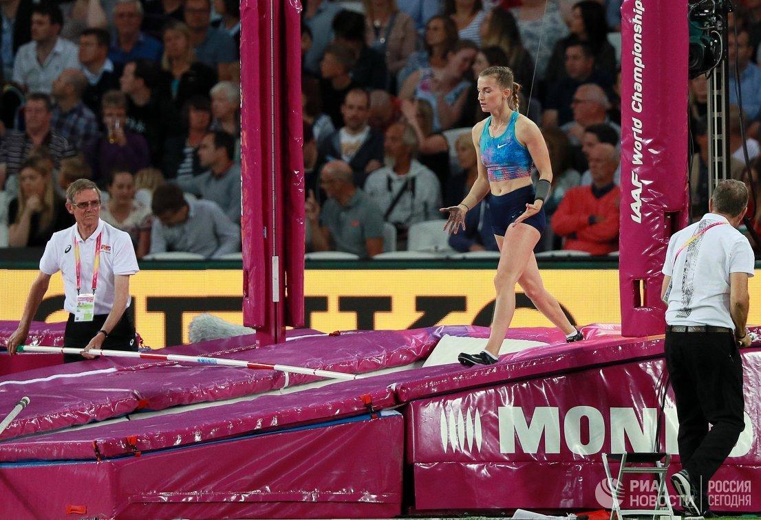 IAAF одобрила заявку Ласицкене научастие в интернациональных соревнованиях