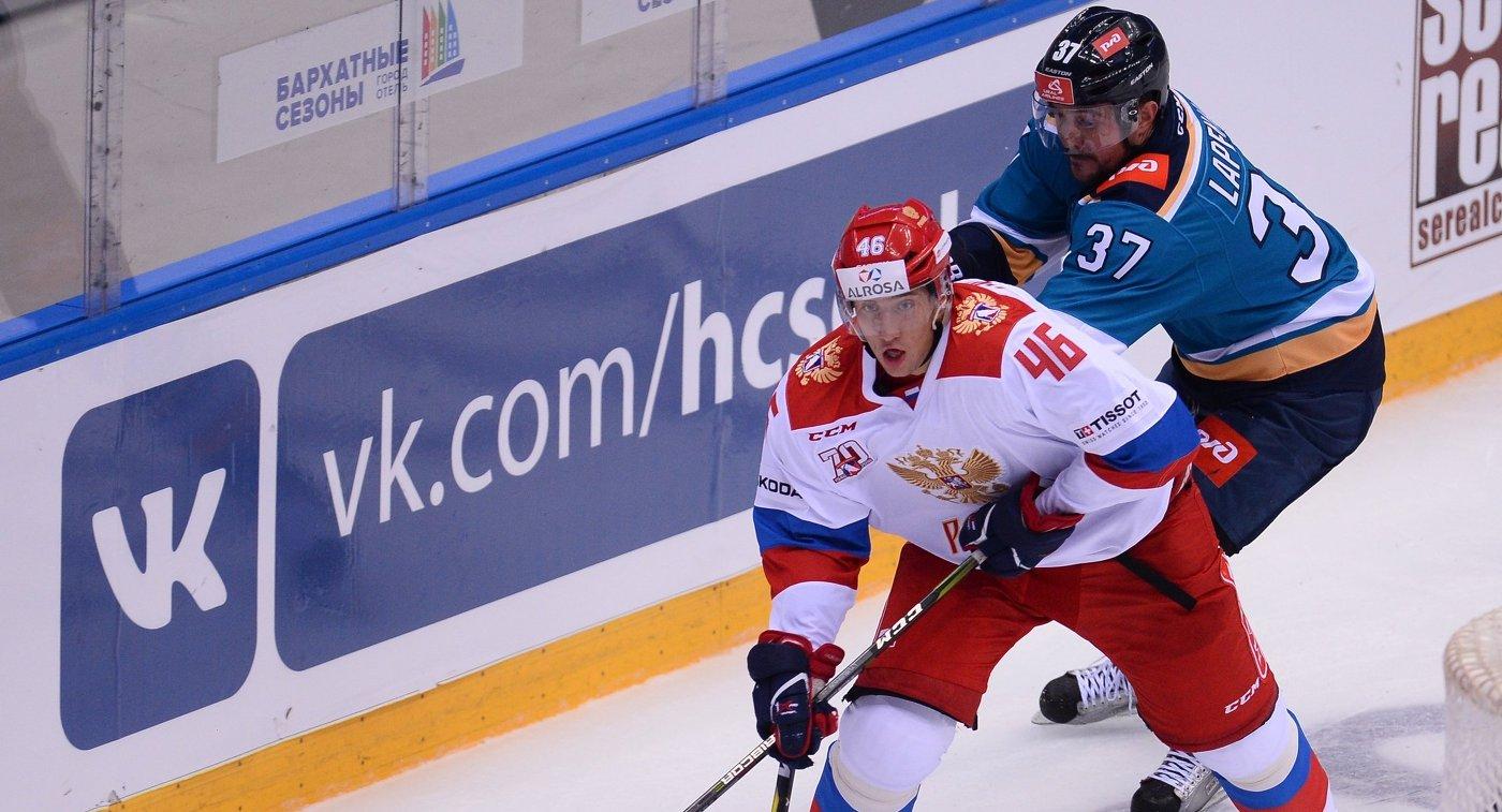 ХК «Сочи» обыграл «Йокерит» впервом раунде Кубка Гагарина
