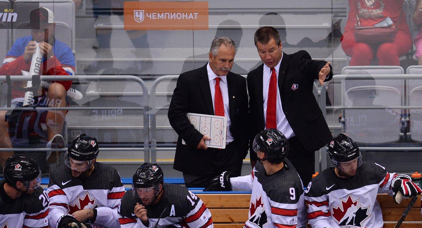 Олимпийские игры 2017 сочи, хоккей прогнозы сборная канады