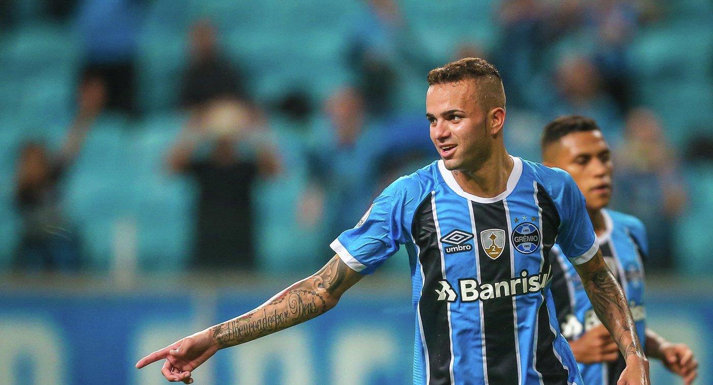«Спартак» и«Гремио» согласовали трансфер Луана за эвро 25 млн