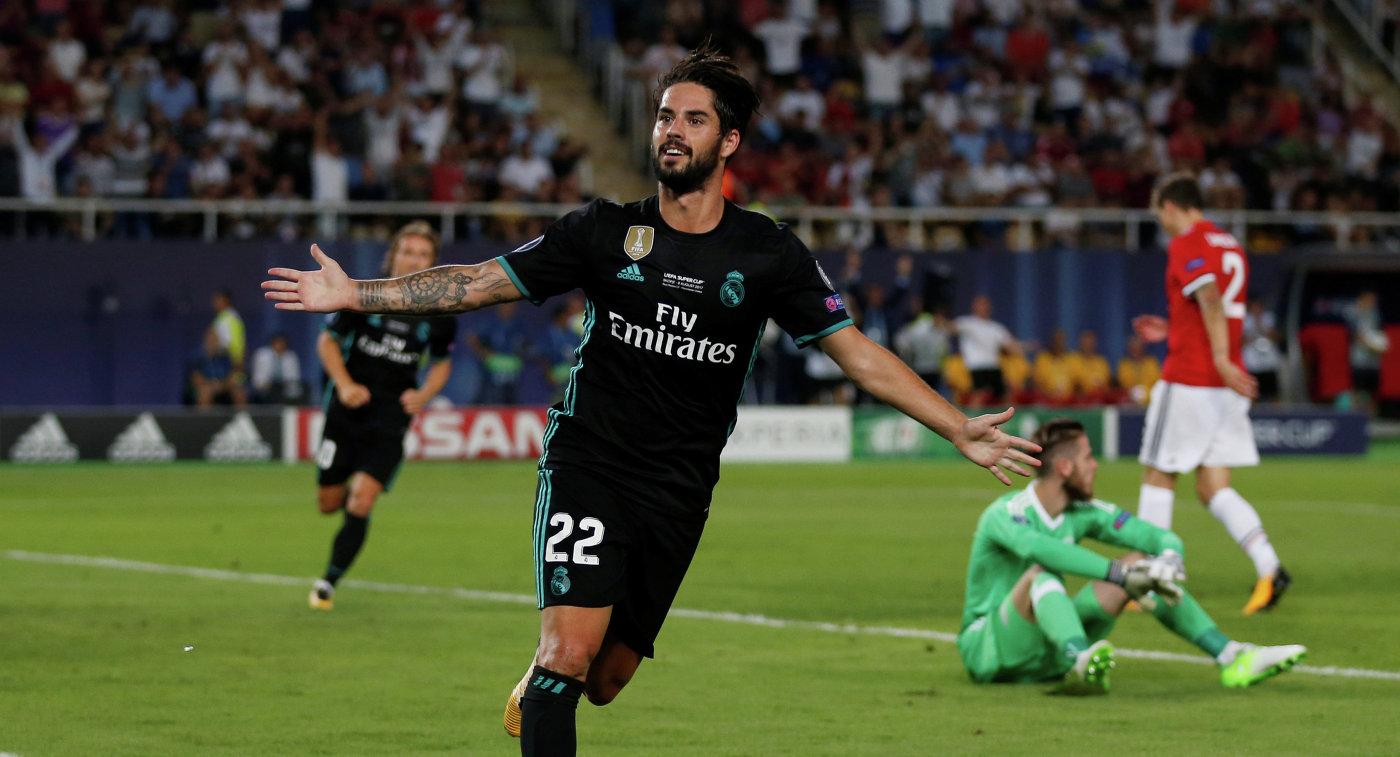 «Реал» объявил опродлении договора сИско