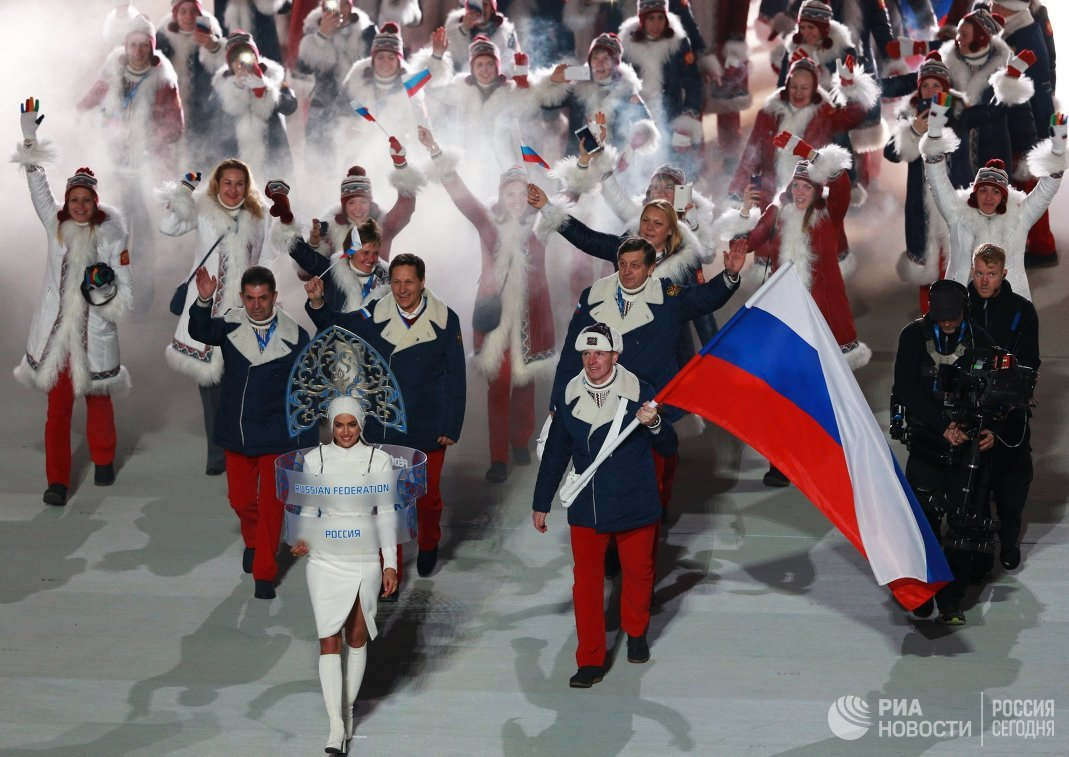 Международный олимпийский комитет решит вопрос одопуске русских спортсменов наолимпиаду