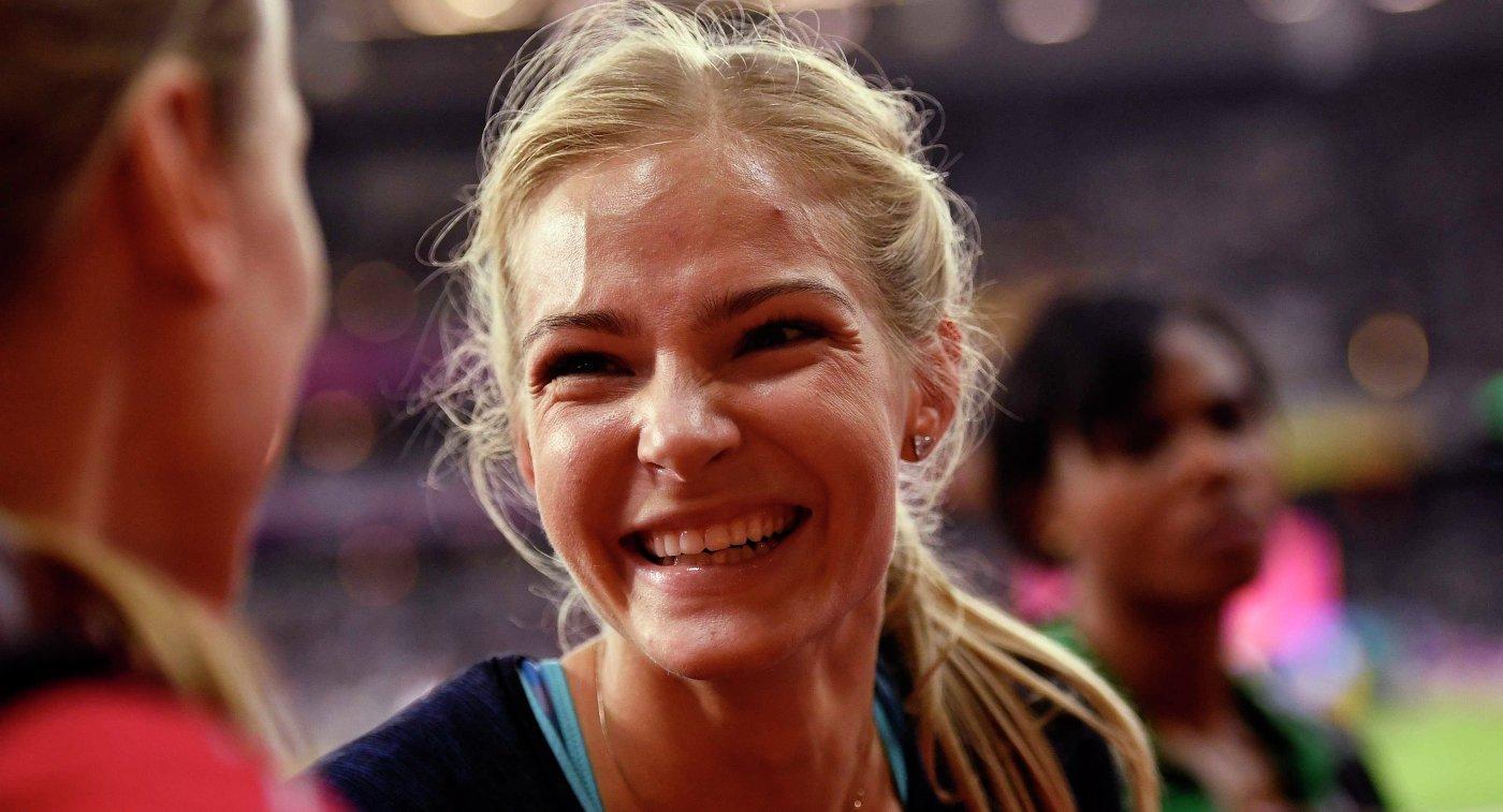 Дарья Клишина выиграла серебро чемпионата мира встолице Англии