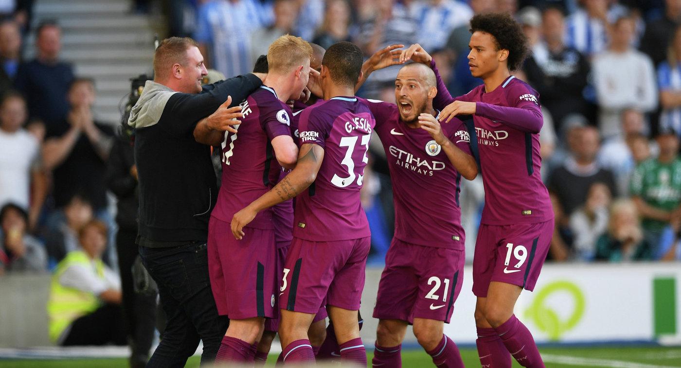 Картинки по запросу Манчестер сити радуются