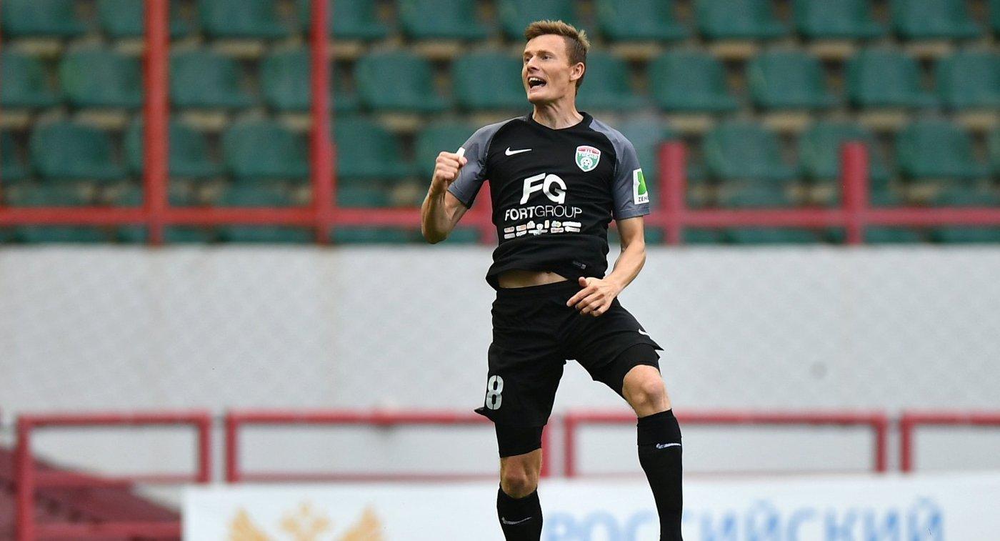 «Тосно» одержал победу над «Локомотивом» срезультатом 2:0