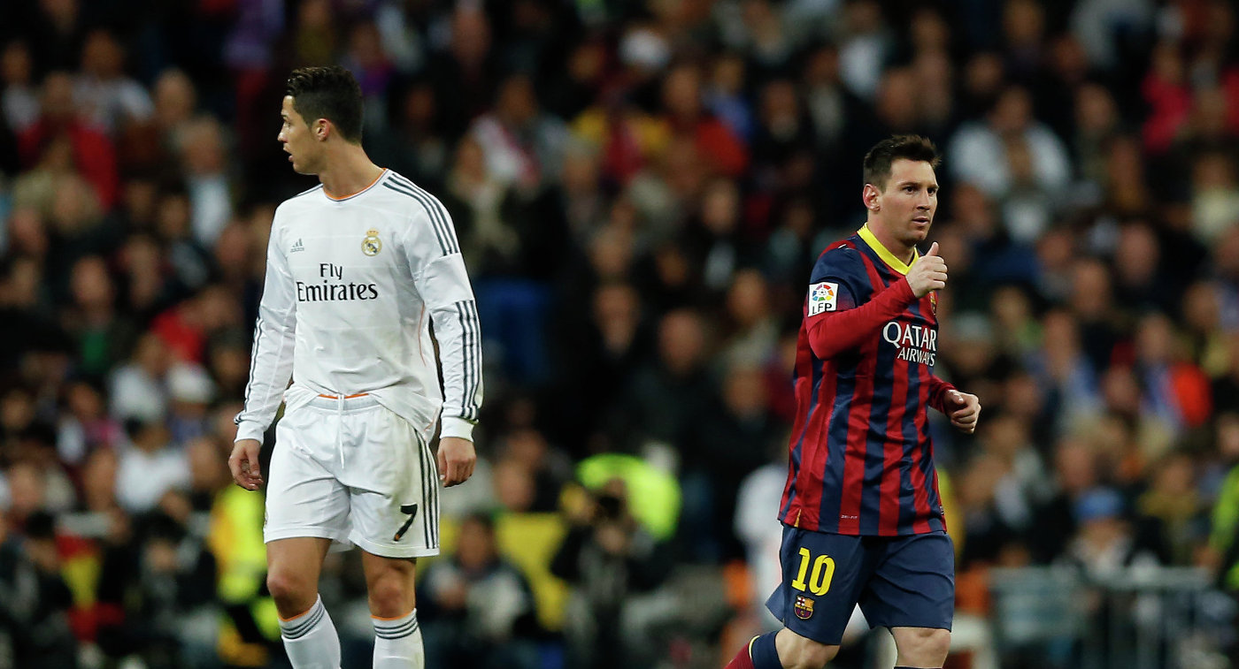 messi is superior to ronaldo Messi vs ronaldo discussion in ' 2017  who is the superior footballer lionel messi 42 people don't seem to realize that rating ronaldo over messi is like.