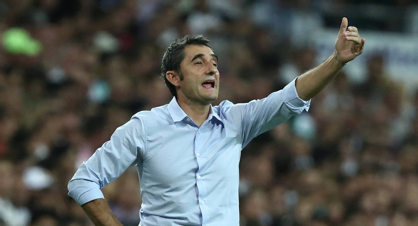 Эрнесто Вальверде: «Месси— уникум футбольного мира»