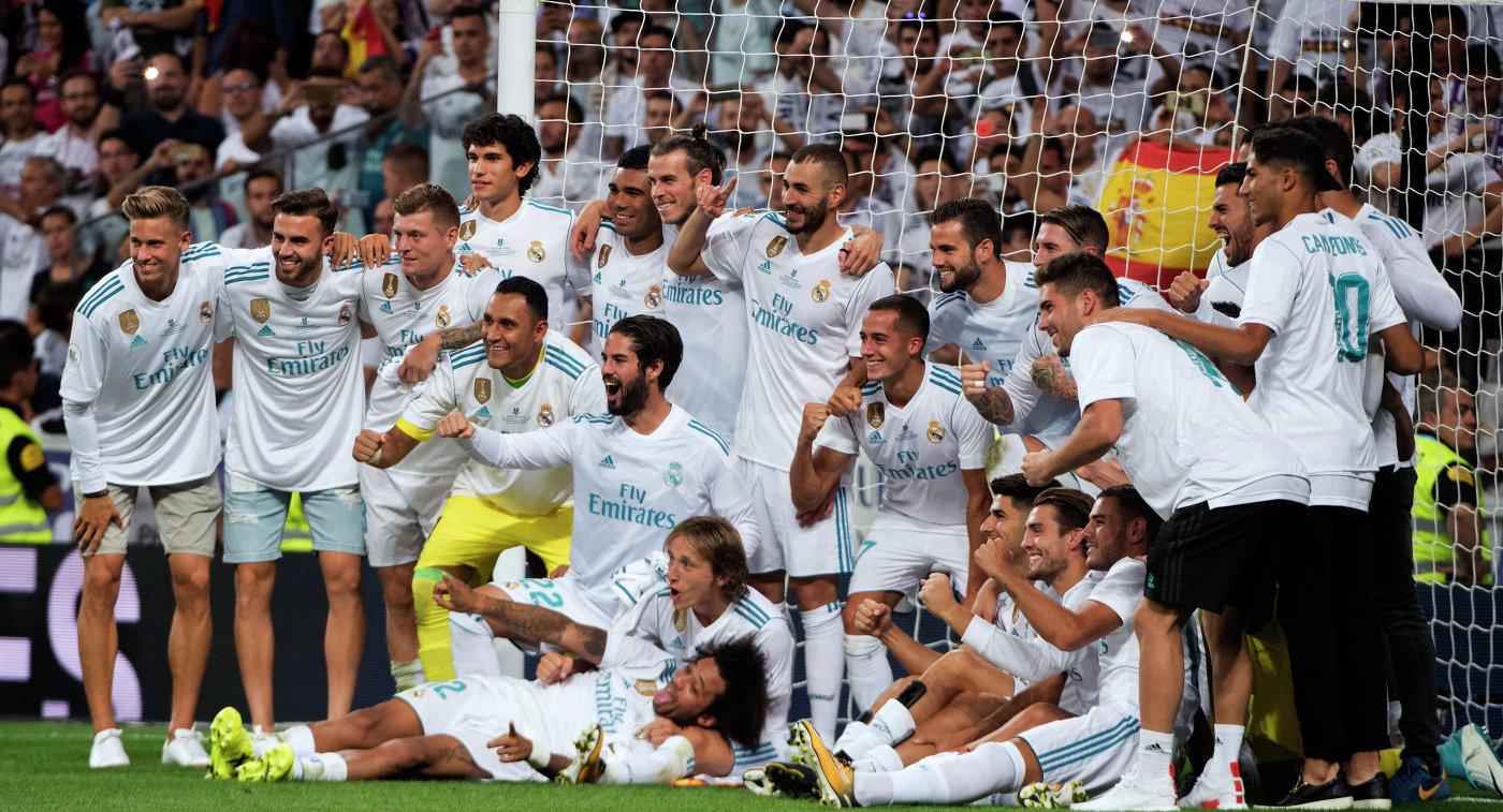 Ракитич поблагодарил «Реал» запобеду над «Барселоной» вСуперкубке Испании