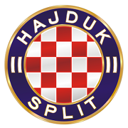 ФК Хайдук (Сплит) (логотип)