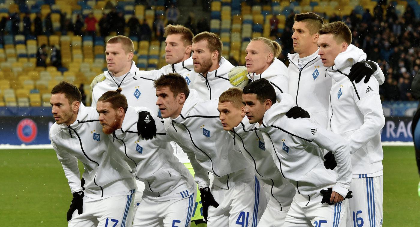 Футболисты Динамо (Киев)