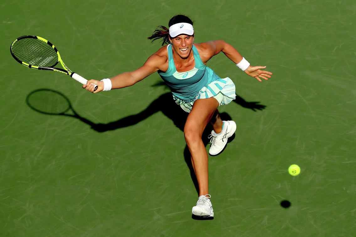 Йоханна Конта вышла в финал турнира в Ноттингеме