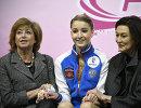 Елена Буянова (слева) и Мария Сотскова