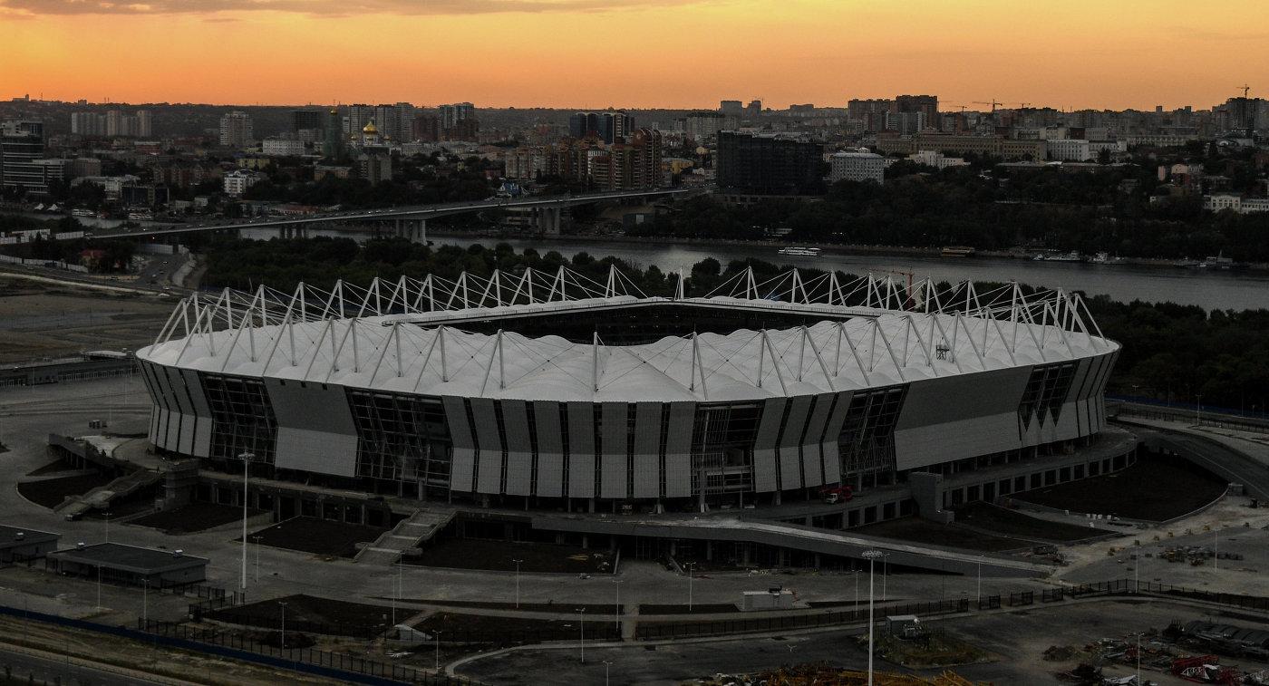 Цыферов фото стадионов к чм 2018 Федерация