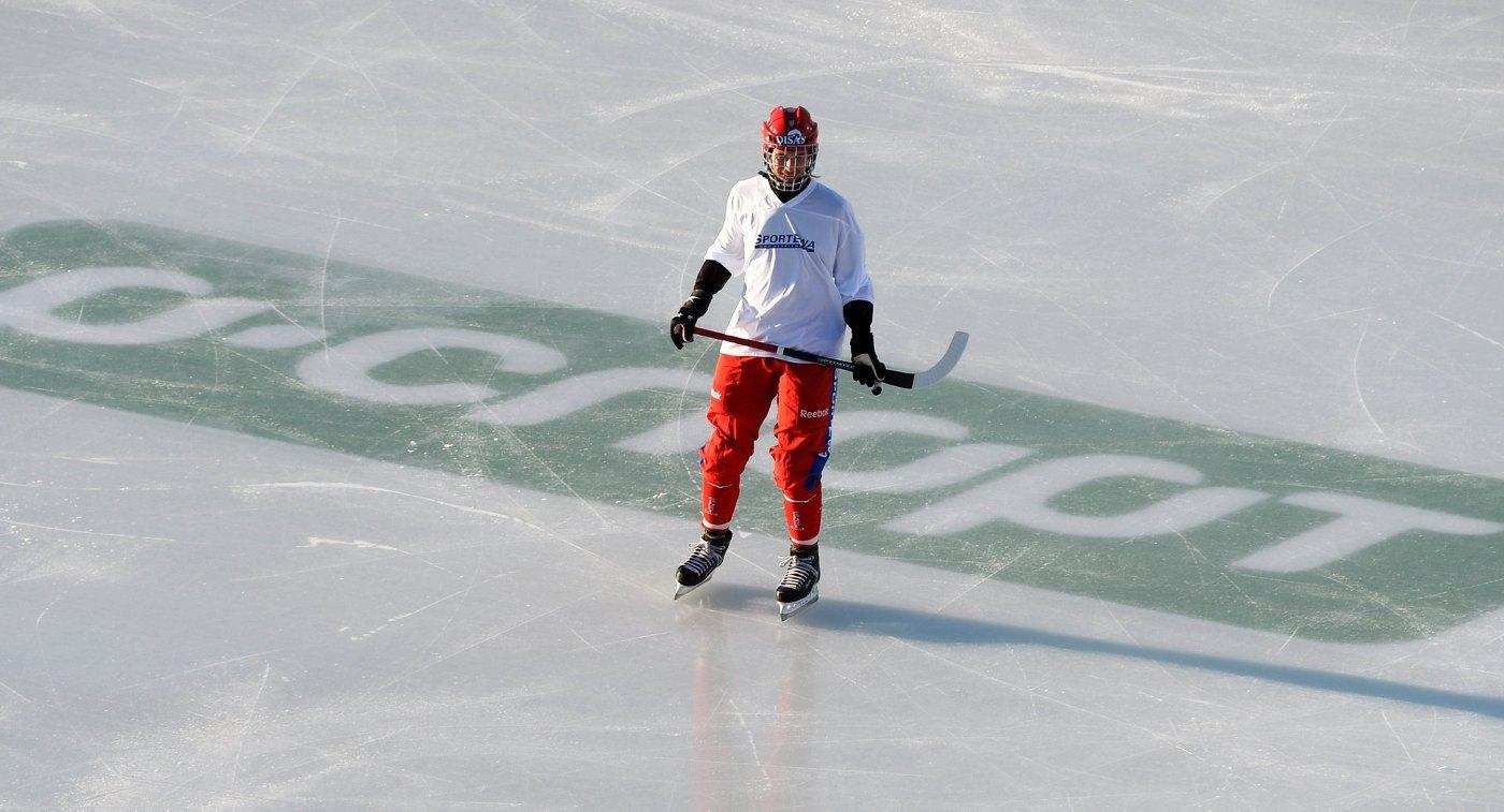 Чемпионат мира похоккею смячом перенесли изИркутска вдругой город
