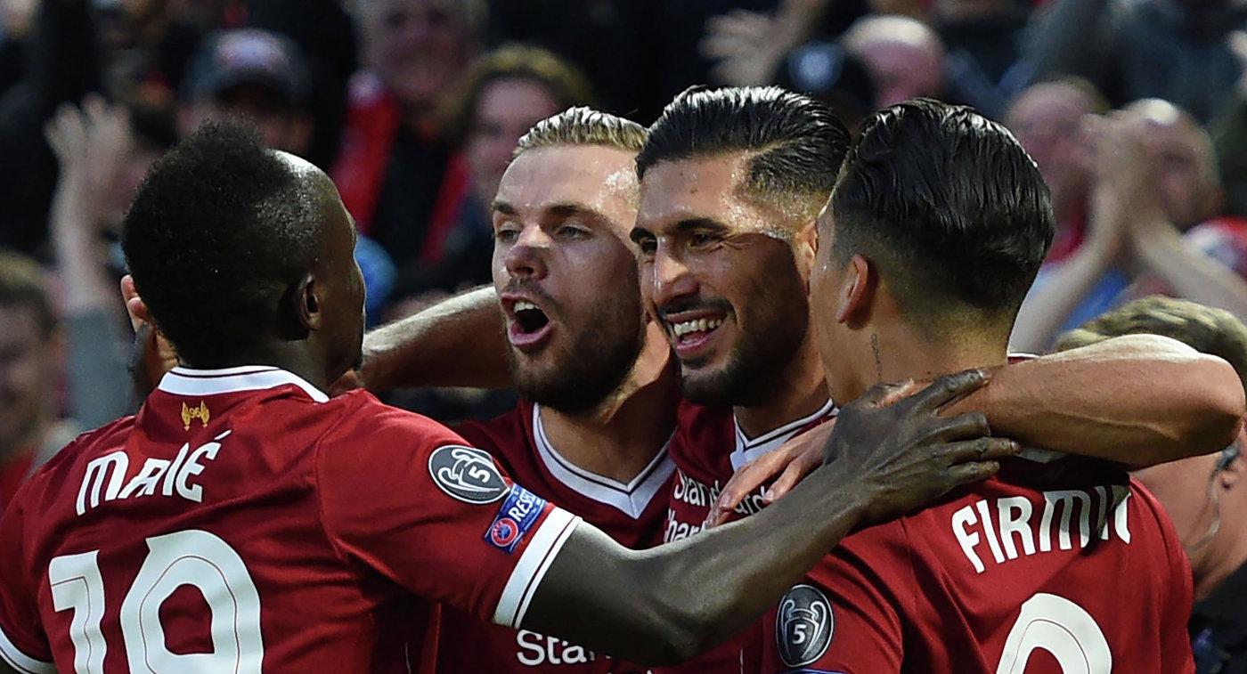 Дубль Джана помог «Ливерпулю» побороть «Хоффенхайм» ипробиться вгрупповой раундЛЧ