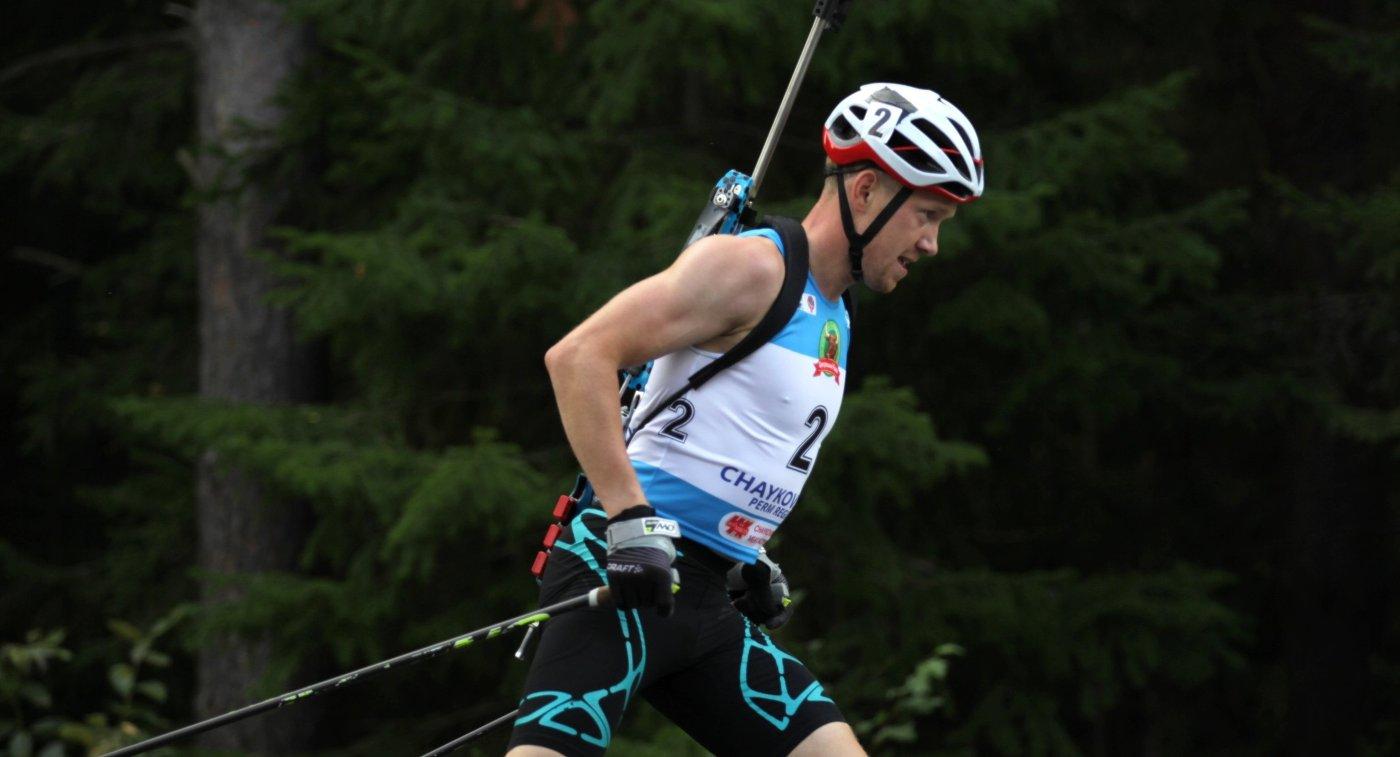 Тюменки взяли эстафетное золото чемпионата РФ полетнему биатлону