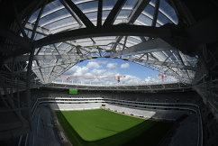 Строительство Стадиона Калининград