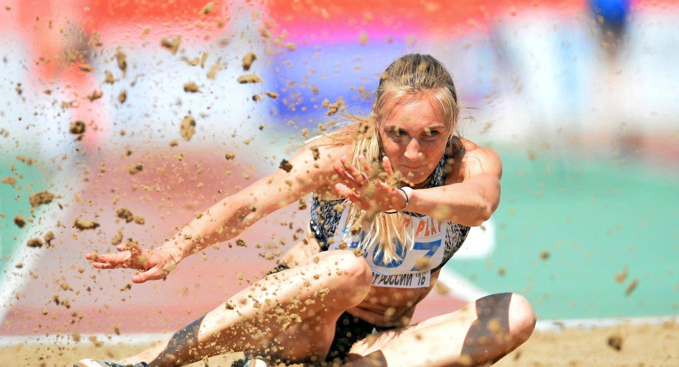 Легкоатлетка Мария Ласицкене выиграла 39-й турнир подряд