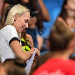 Олимпийская чемпионка по художественной гимнастике Яна Кудрявцева