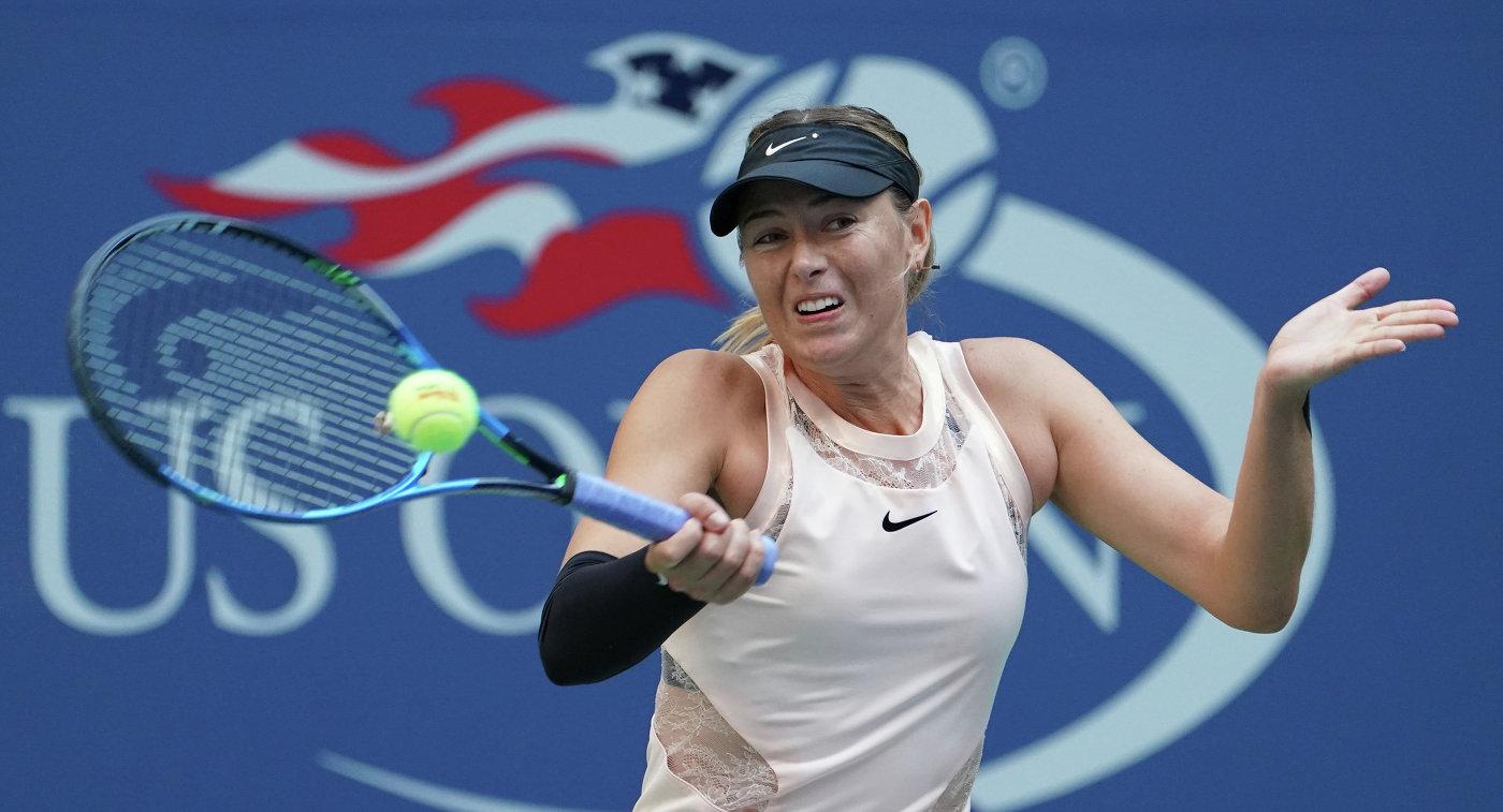 Президент ITF: «Возвращение Марии Шараповой пошло напользу теннису»