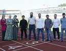Коллектив республиканского центра тестирования Чечни