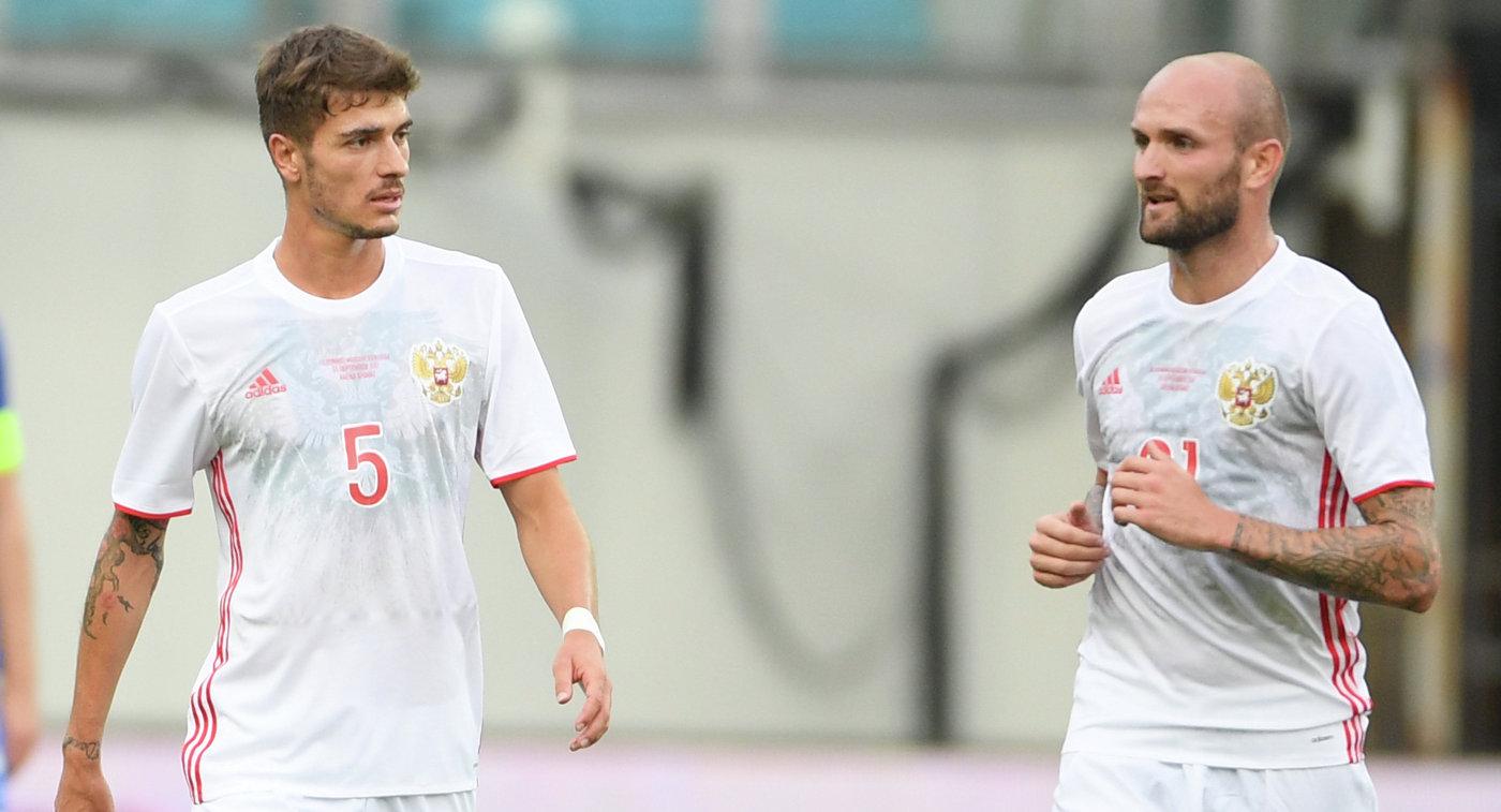 Российские футболисты наказаны за поход в ночной клуб после разгрома от Бразилии
