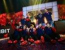 Победители финала Континентальной лиги League of Legends, команда Gambit Esports