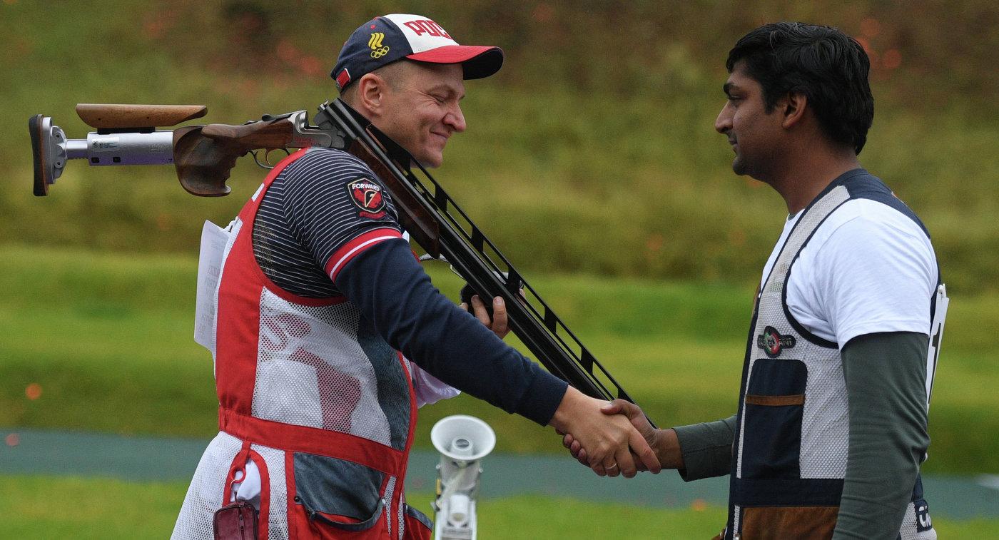 Липецкий стрелок опять стал чемпионом мира постендовой стрельбе