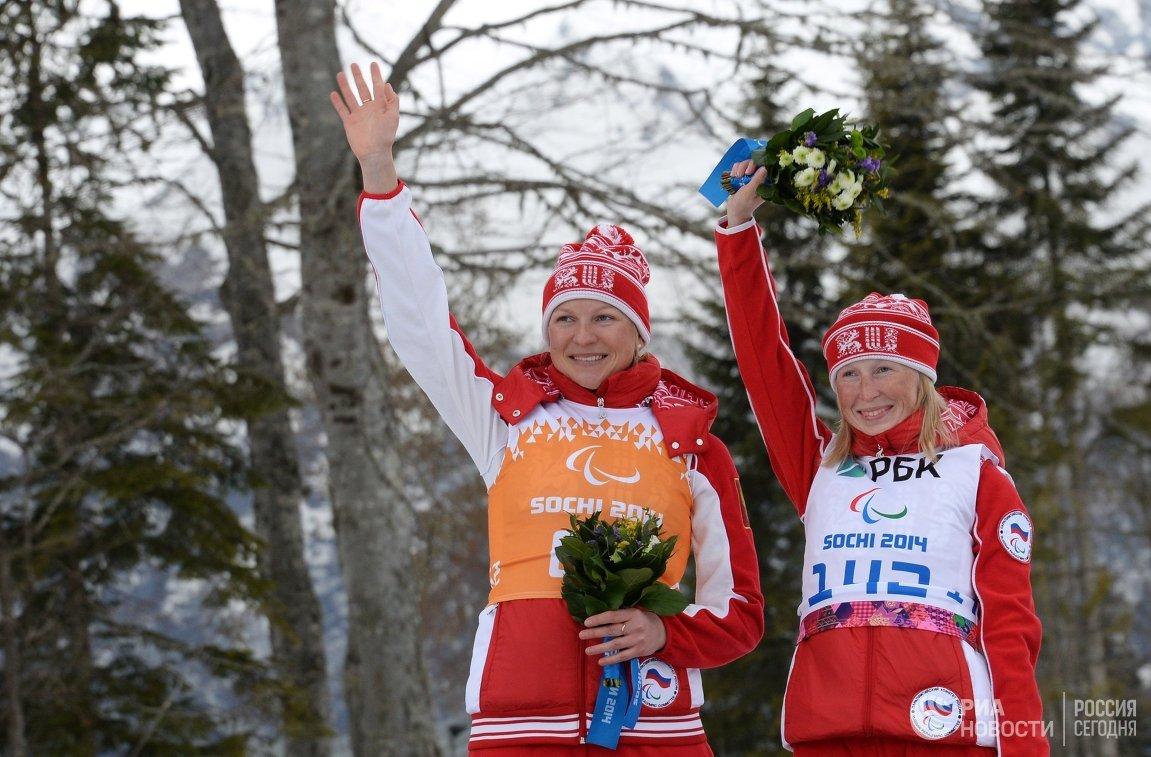 Татьяна Мальцева и Юлия Будалеева
