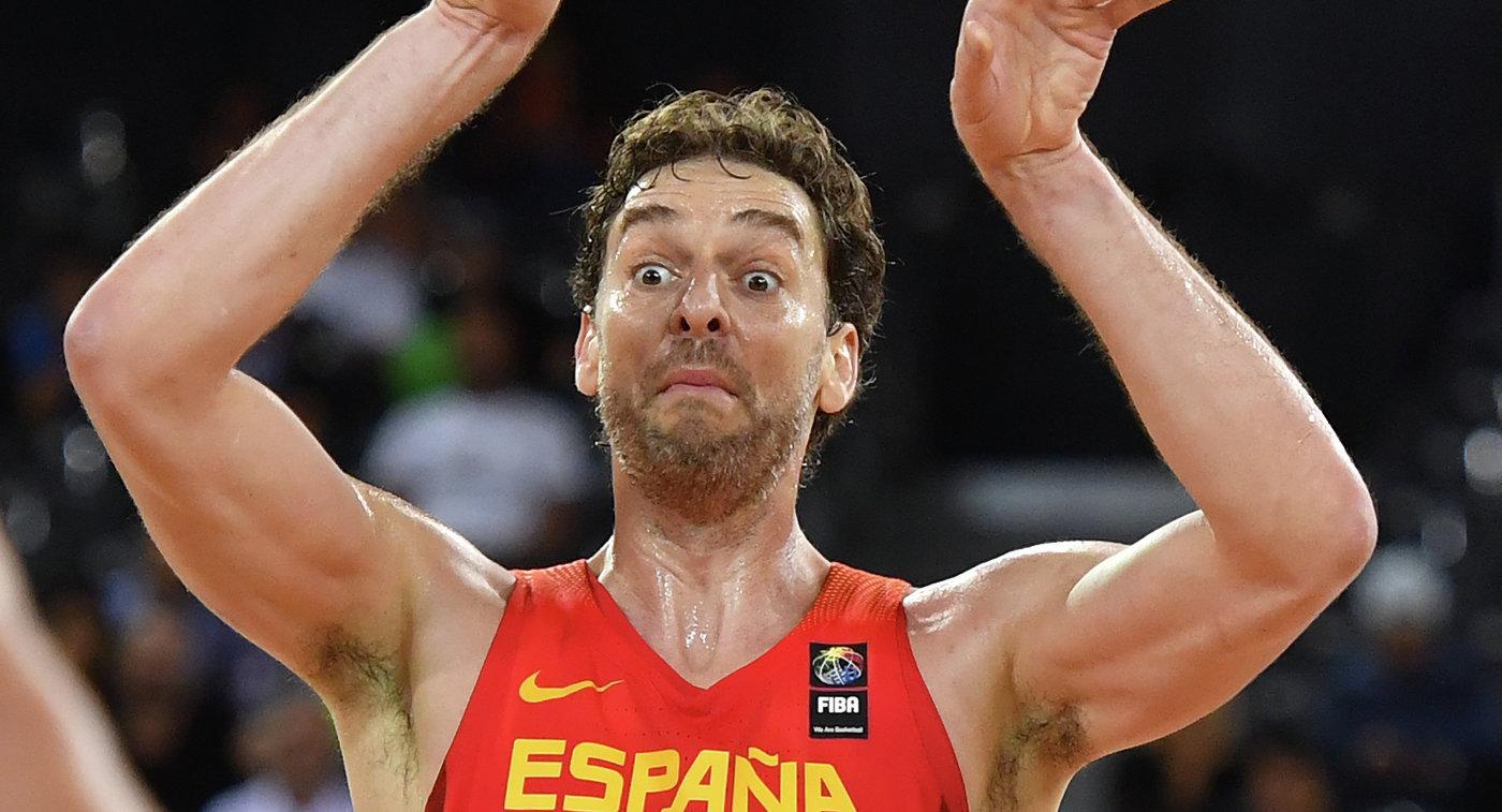 Испанец ПоГазоль стал самым результативным баскетболистом висторииЧЕ