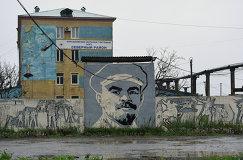 Корсаковский морской торговый порт в Южно-Сахалинске